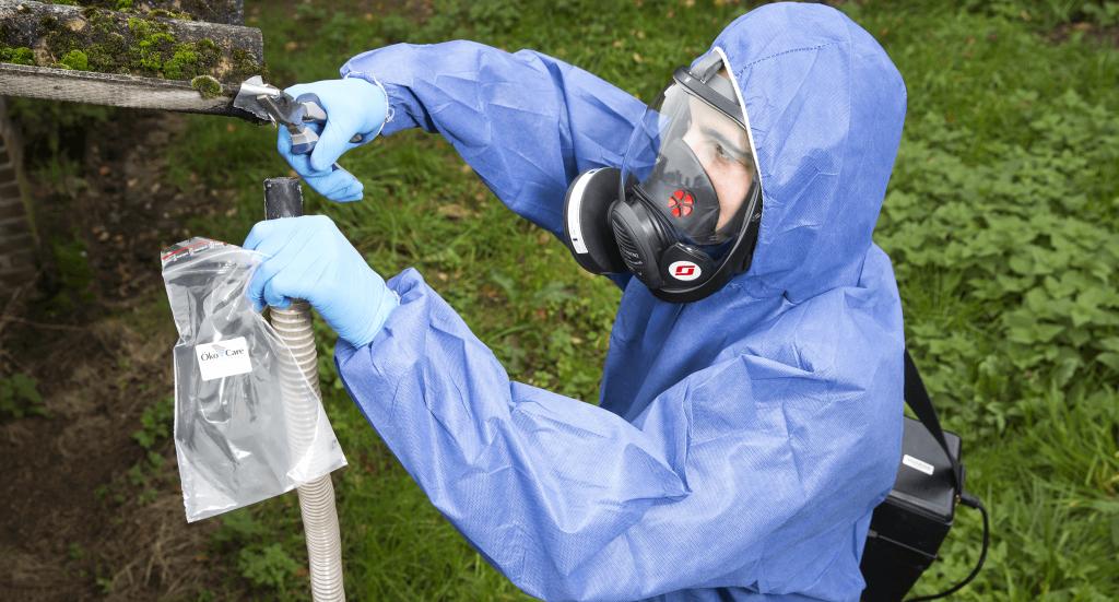 Vacature Deskundig Inventariseerder Asbest DIA